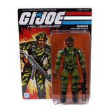Stalker GI Joe Jumbo Action Figure