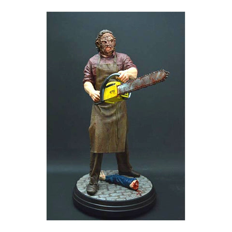 Leatherface Texas Chainsaw Massacre Limited Edition Statue