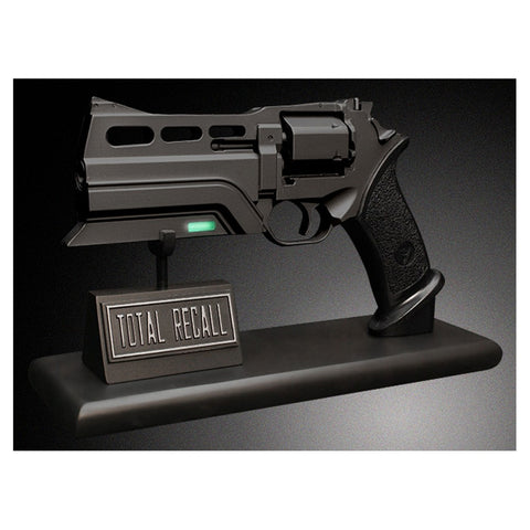 Total Recall Black Blaster Prop Replica