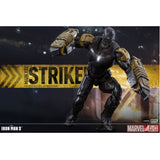 Striker Mark XXV Iron Man 3 Movie Masterpiece 1/6 Scale Figure