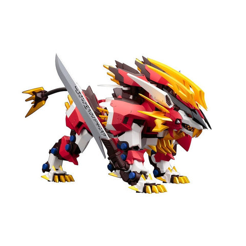 Hayate Liger Zoids 1/100 Scale Full Action Figure