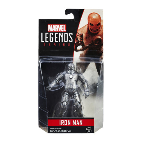 Iron Man Marvel Legends Series Action Figure