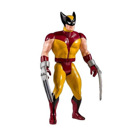 Wolverine Secret Wars Marvel Jumbo Action Figure