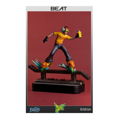 Beat Jet Set Radio SEGA All-Stars Statue