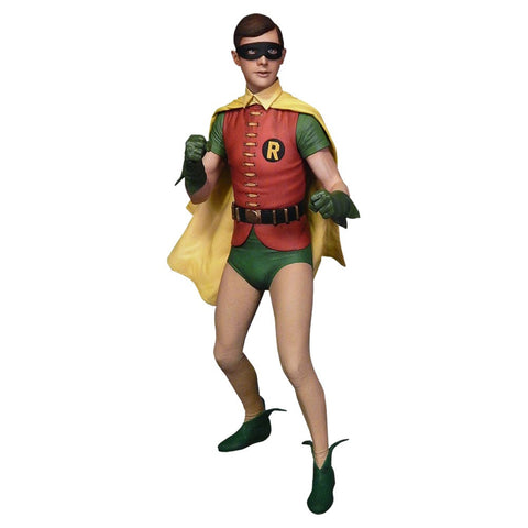 Robin 1966 Batman Classic TV Series 1/6 Scale Limited Edition Maquette