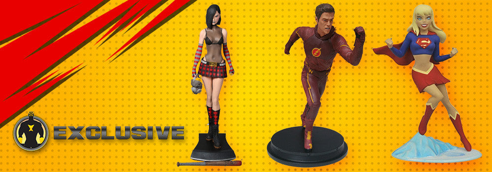 Exclusives at Action Figure Xpress - AFX