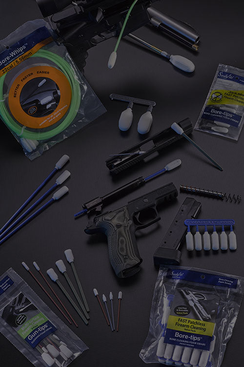 Swab-its Long Lasting Premium Gun Cleaning Products