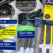 Swab-its New Cleaning Kits with Cleaning Solutions for Gun Cleaning