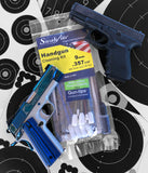 (12 Bag Case) Swab-its® 9mm/.357cal/38spl/380auto Handgun Cleaning Kit: 44-002-12-2