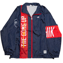 TCU X ETHIK WINDBREAKER BLUE