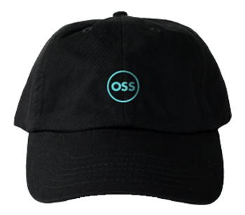 OSS DAD CAP CIRCLE LOGO