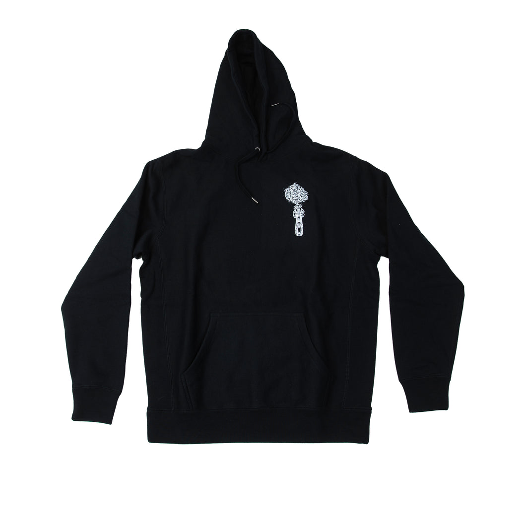 FIND OUT Hoodie - black