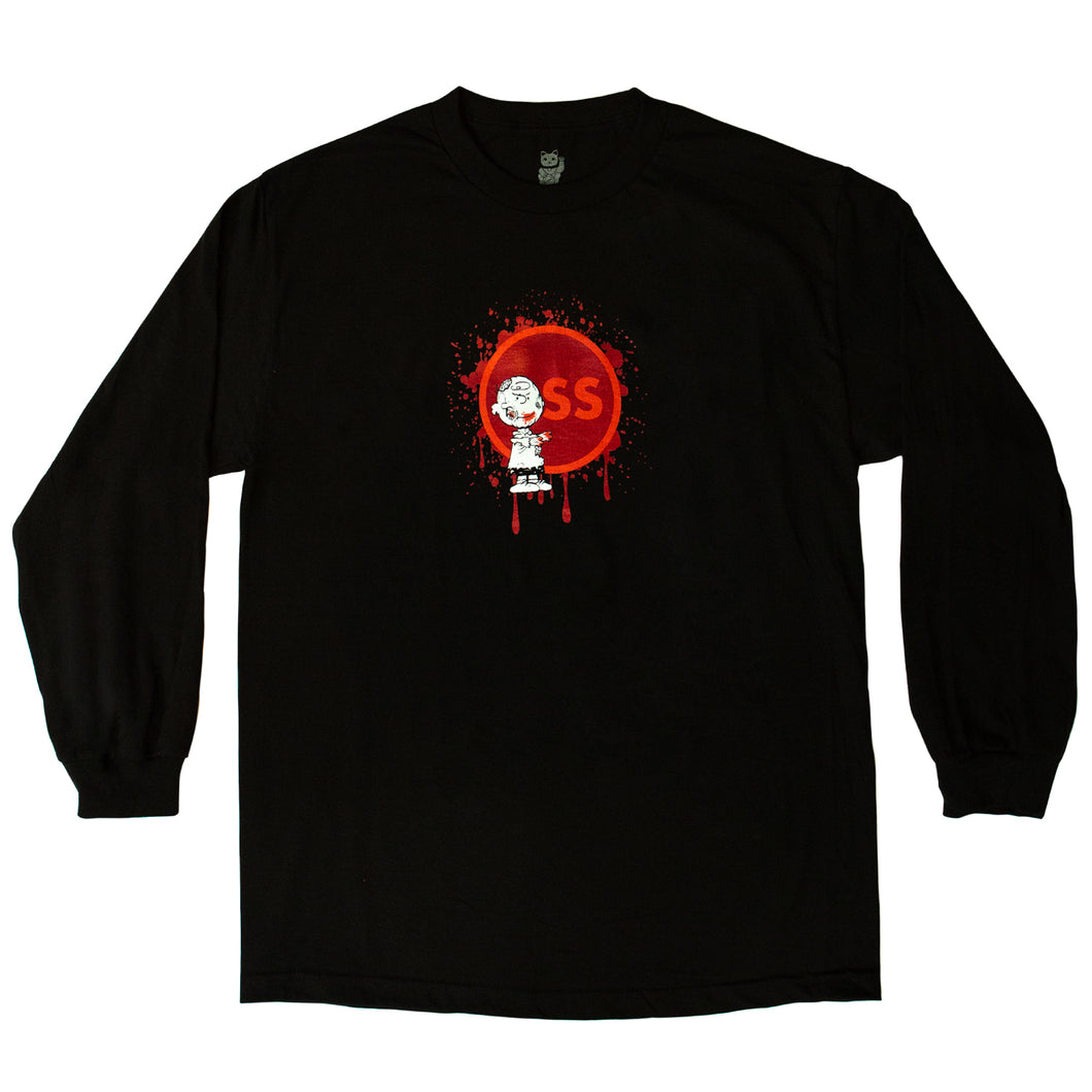 Zombie Charlie Long Sleeve