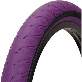 Merritt Option Tire Purple 2.35