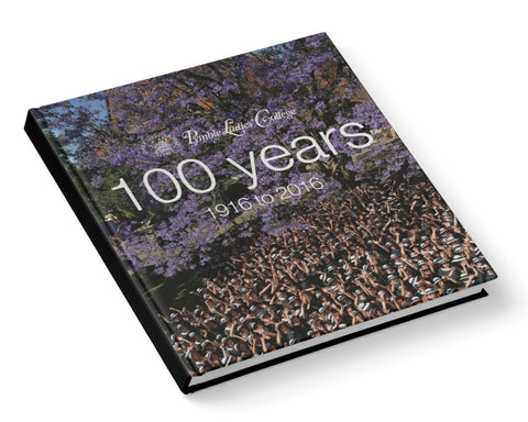 Centenary book (In stock from April 2016)