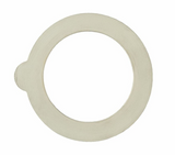 Bormioli Rocco Rubber Replacement Gaskets for 4.25 & 6.75 oz Fido Jars - Pack of 6