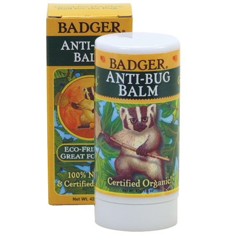 Badger Anti-Bug Balm Stick 1.5oz