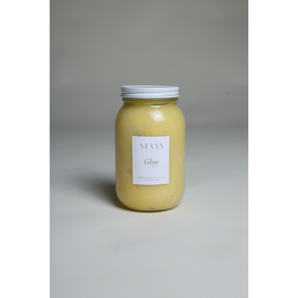 Ghee (From Grass-Fed, Organic, Cultured Butter)