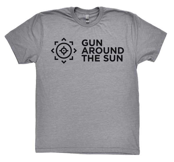 OG Gun Around The Sun Logo Tee