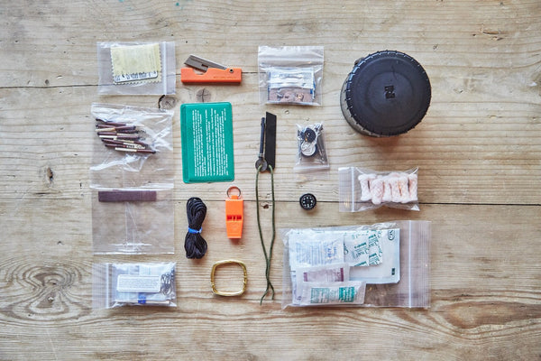 Grey to Green Survival Kit