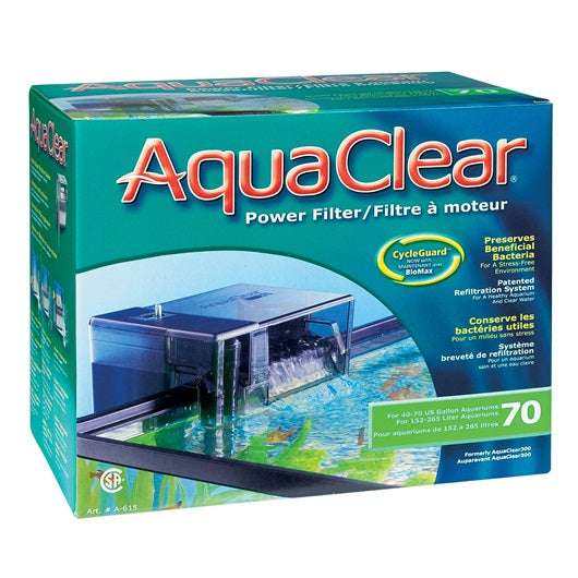 Aquaclear HOB Power Filter