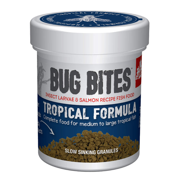 Fluval Bug Bites - Tropical Formula