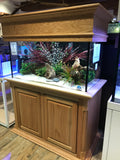 120 Gallon Reef Ready Planet Aquariums Tank