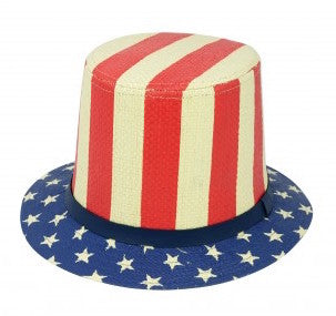 top hat ~ stripes