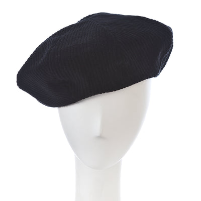 black Cora beret by giovannio