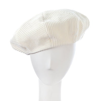ivory Cora beret by giovannio for women