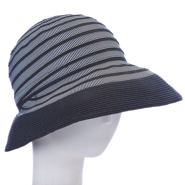 summer cloche ~ black