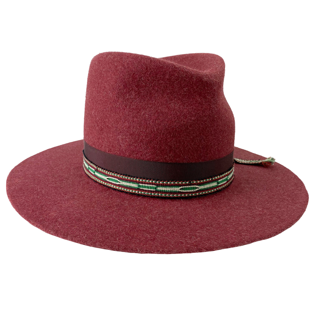 custom fedora made by hatWRKS