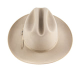 silver belly stetson royal open road soft top