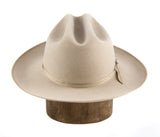 silver belly stetson royal open road soft front