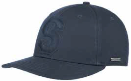 "stetson europe ~ ""S"" black"