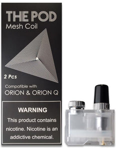 Orion Mesh Pods - Sold Individually