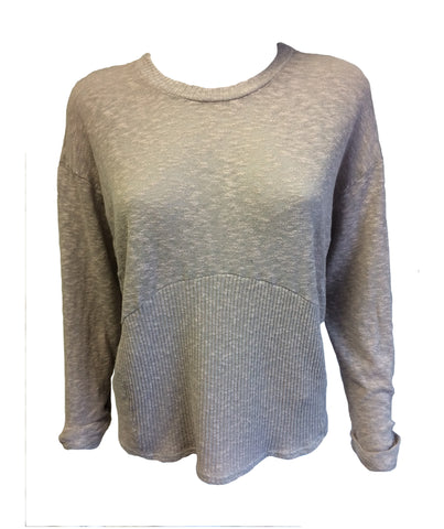 A Postcard From Brighton Maggie Knit Bare Nude Jumper