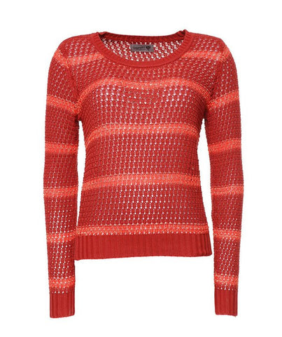 red striped jumper