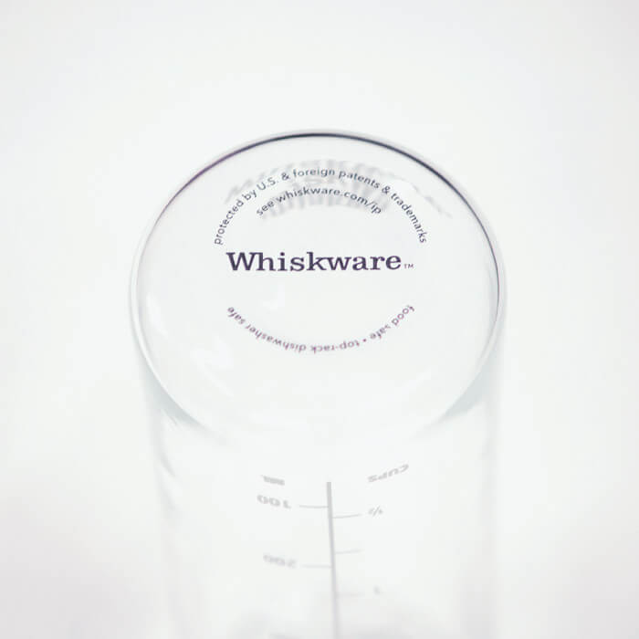 Whiskware Glass Bottle Bottom