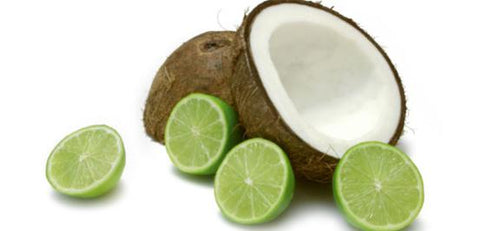 Lime in the Coconut Protein Shake