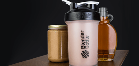 Maple Buttercup Protein Shake