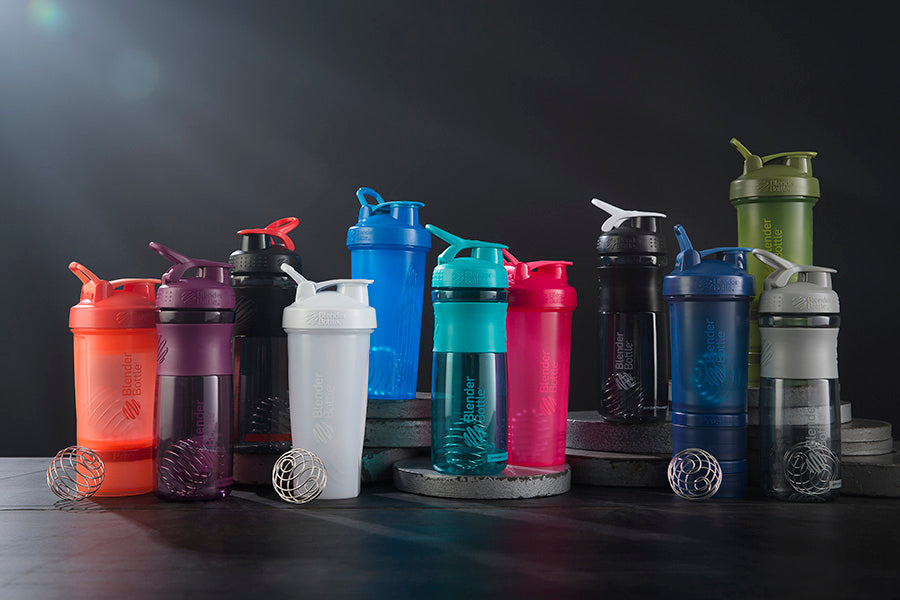 New Color Blender Bottles