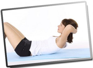 Fitness Tip of the Week: Work Those Abs!