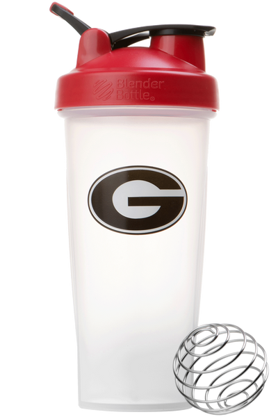 University of Georgia / Red/Clear