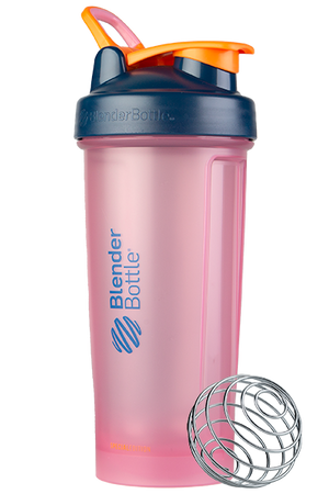 August Color of the Month Shaker Bottle - Cool Summer