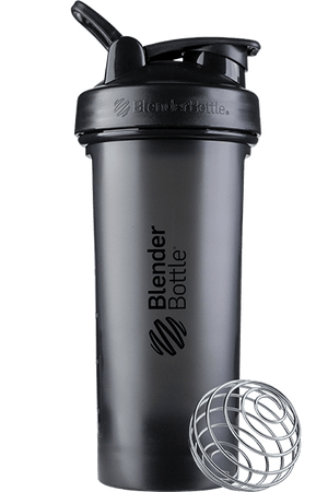 Black 28 oz all-new Classic BlenderBottle