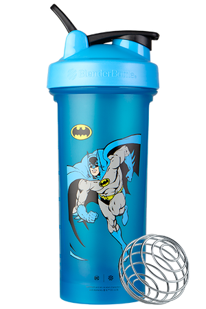 BlenderBottle Classic Batman Protein Shaker Bottle DC Superheroes