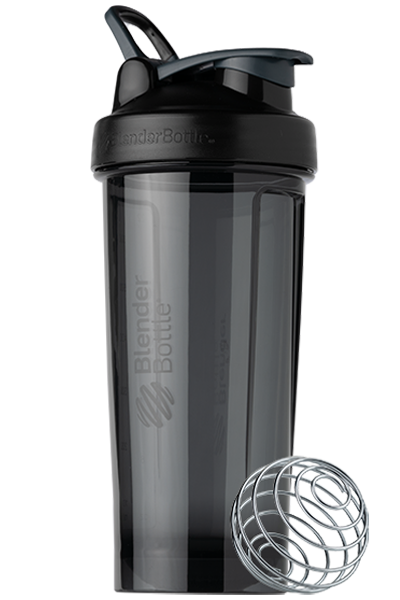 Blender Bottle Pro Series Odor-Resistant Shaker Bottle - Black - 28oz