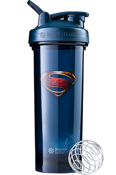Superman large 32oz shaker bottle