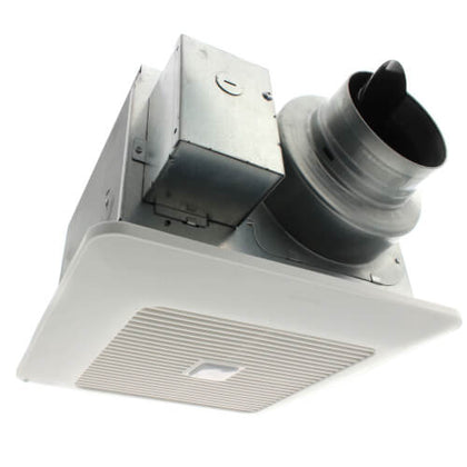 WhisperSense DC 50/80/110 CFM Ceiling Mounted Fan w/ Dual Motion & Humidity Sensor - Southern California Electric